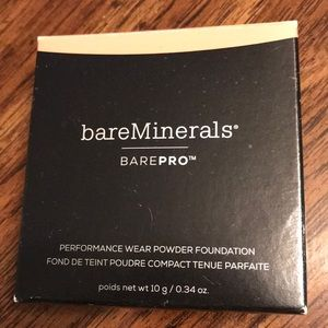 BareMinerals BarePro performance wear foundation